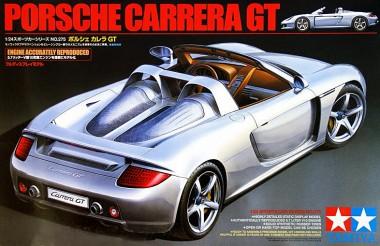 Porsche Carrera GT 1:24