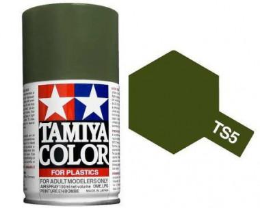 Краска TS-5 Olive Drab (Оливковый серый)