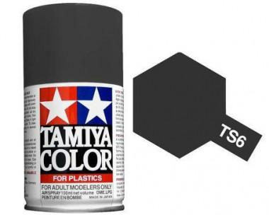 Краска TS-6 Matt Black (Черная матовая)