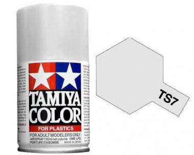 Краска TS-7 Racing White (Гоночный белый)