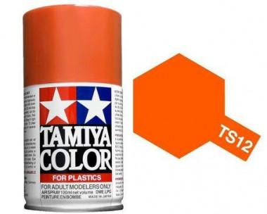 Краска TS-12 Orange