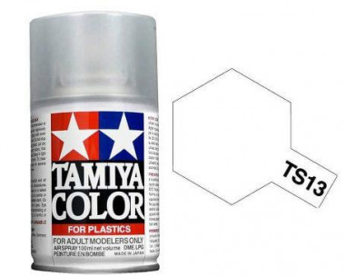 Краска TS-13 Clear (Лак прозрачный глянцевый)