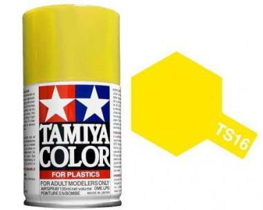 Краска TS-16 Yellow (желтая глянцевая)