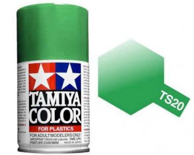 Краска TS-20 Metallic Green