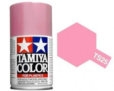 Краска TS-25 Pink (Розовая) глянцевая