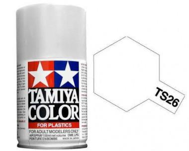 Краска TS-26 Pure White (белая глянцевая)