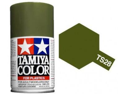 Краска TS-28 Olive Drab 2 (Оливковый серый 2)