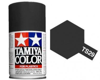Краска TS-29 Semi Gloss Black (Черная полуглянцевая)