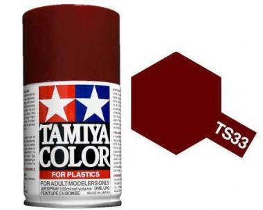 Краска TS-33 Dull Red (Тускло - красная)