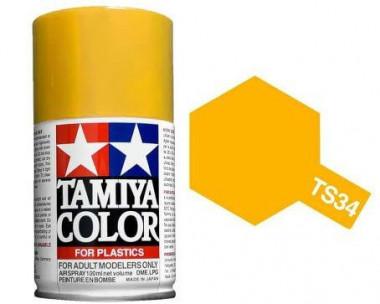 Краска TS-34 Camel Yellow - глянцевая