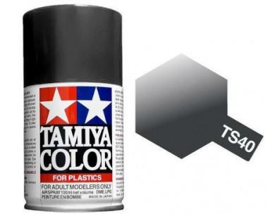 Краска TS-40 Metallic Black (Черный металлик)