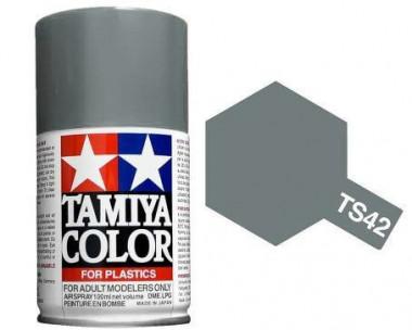 Краска TS-42 Light Gun Metal (Светлый стальной)