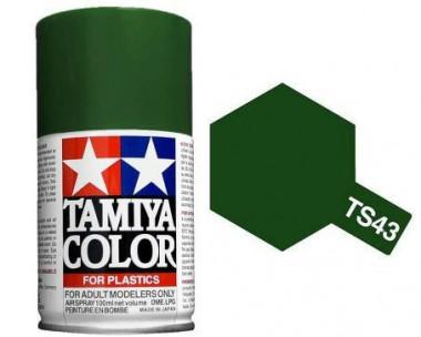 Краска TS-43 Racing Green глянцевая