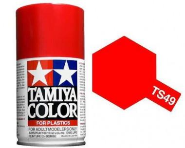 Краска TS-49 Bright Red (Ярко красный)