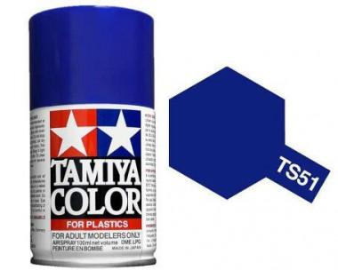 Краска TS-51 Racing Blue (Гоночный Синий)