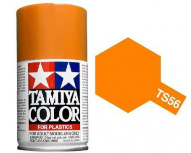 Краска TS-56 Brilliant Orange сверкающ.оранжевая