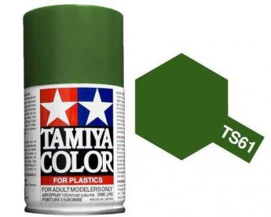 Краска TS-61 NATO Green (Зеленый НАТО)