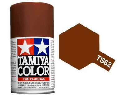 Краска TS-62 NATO Brown (Коричневый НАТО)