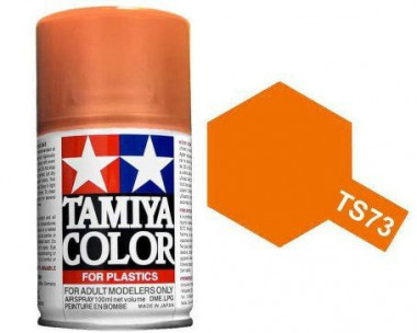 Краска TS-73 Clear Orange (Прозрачный оранжевый лак)