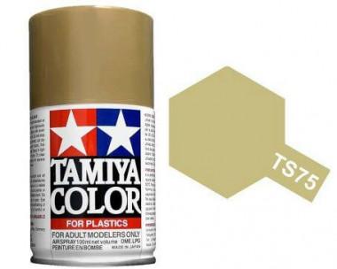 Краска TS-75 Champagne Gold