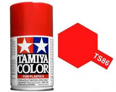 Краска TS-86 Pure Red (Чистый красный)
