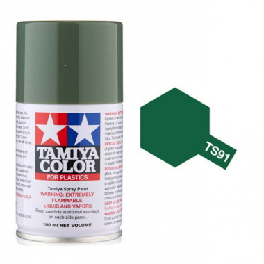 Краска TS-91 Dark Green JGSDF