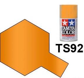Краска TS-92 Metallic Orange (Оранжевый Металлик)