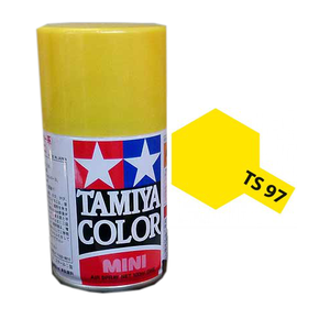 Краска TS-97 Pearl Yellow