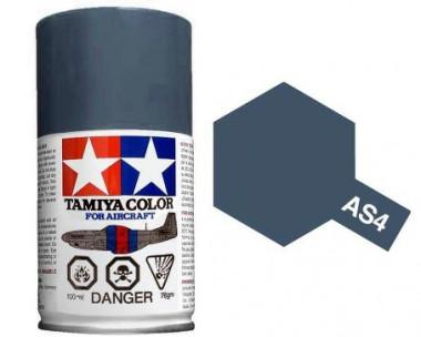 Краска AS-4 Gray Violet ((luftwaffe) полуматовая спрей 100гр