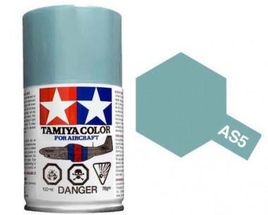 Краска AS-5 Light Blue ((luftwaffe) полуматовая спрей 100гр