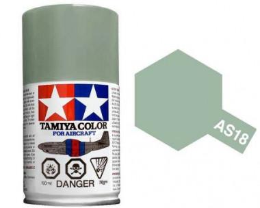 Краска AS-18 Light Cray (IJA) краска полумат. спрей 100гр