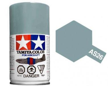 Краска AS-26 Light Ghost Grey (Светло-серый призрак)
