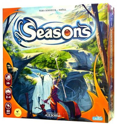 Настольная игра Сезоны