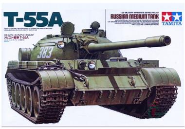 Танк Т-55А 1:35