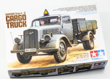 Немецкий 3-х тонный грузовик 4Х2 1:35