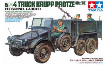 Автомобиль Krupp Protze 1:35