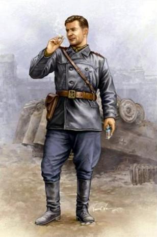 Советский танкист набор № 2 1:16