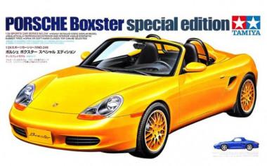 модель PORSCHE Boxster special edition