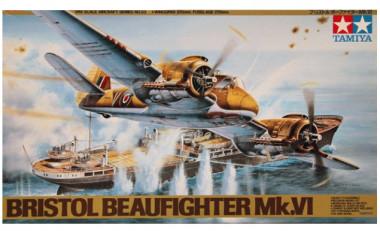 Сборная модель 1/48 Bristol Beaufighter