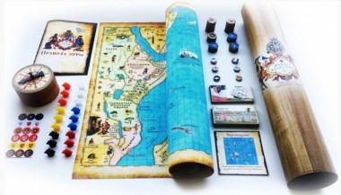 Настольная игра Захват колоний