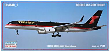 Авиалайнер Б-752 DONALD TRUMP
