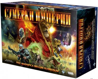 Настольная игра Сумерки империи. Четвертое издание