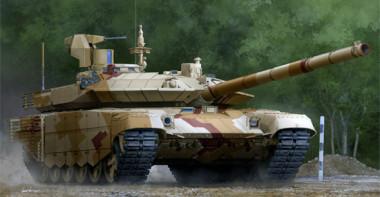 Танк Российский Т-90С 09524