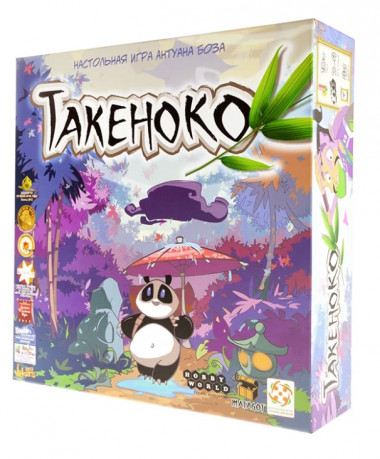 Игра Такеноко настольная