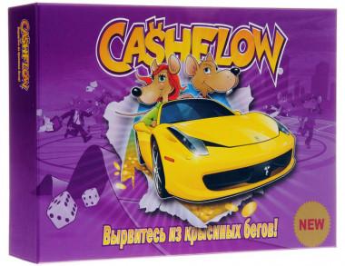 Настольная игра Денежный поток Cashflow