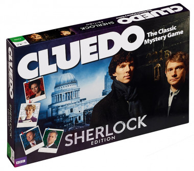 Клуедо Шерлок Холмс (CLUEDO SHERLOCK)