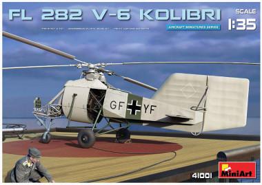 Вертолёт FL 282 V-6 KOLIBRI 1:35 41001
