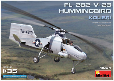 Вертолёт Fl 282 V-23 HUMMINGBIRD (KOLIBRI) 1:35 41004