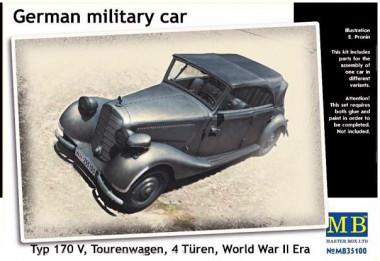 модель Typ 170 V, Tourenwagen 35100