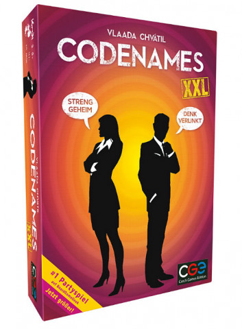 Кодовые имена. XXL